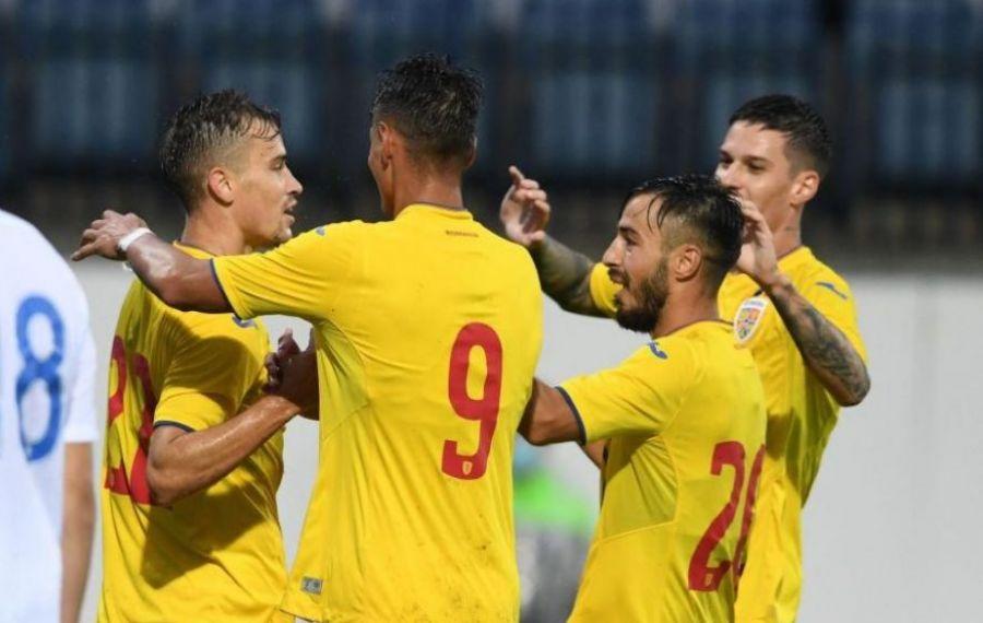 Tricolorii mici, VICTORIE ușoară împotriva Maltei la Campionatul European U21