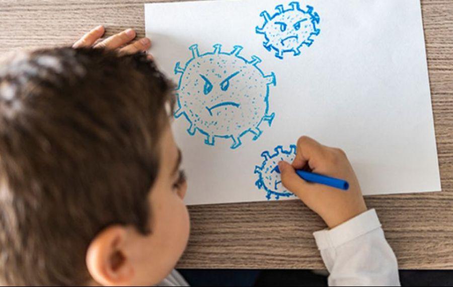 Psiholog: ANXIETATEA copiilor în timpul pandemiei va lovi generații întregi