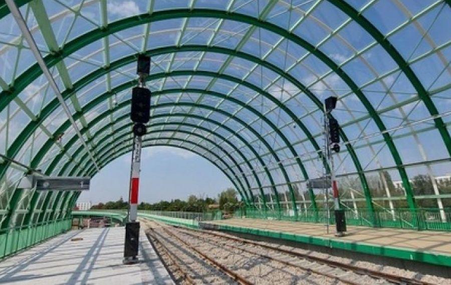 Calea ferată dintre Gara de Nord și Aeroportul Henri Coandă este aproape finalizată