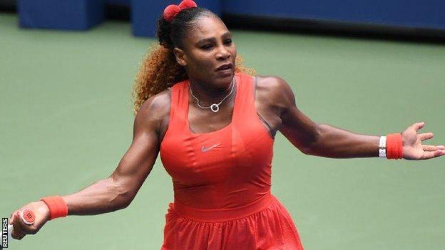 Serena Williams, calificată în semifinale la US Open