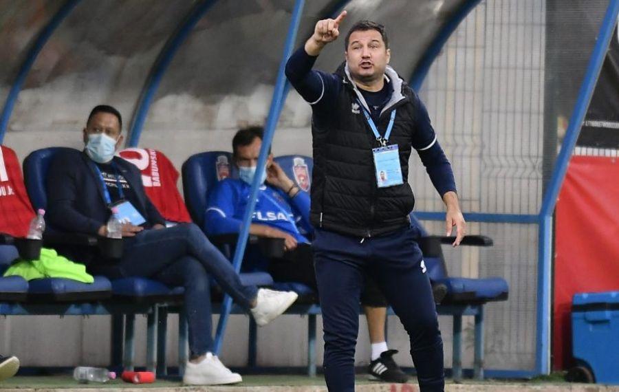 Lui Marius Croitoru îi e teamă de sperietoarea Dinamo