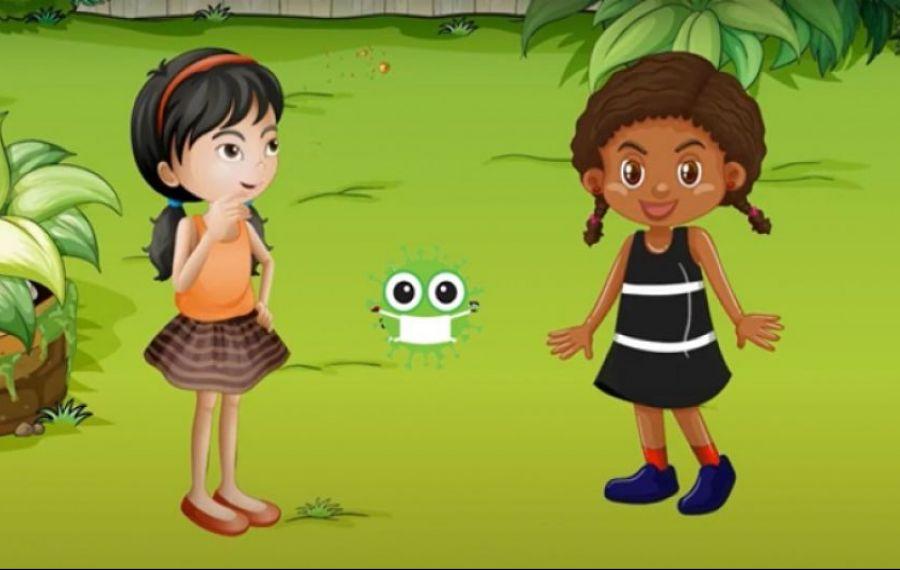 Sănătate în joacă: Filmuleț educativ despre COVID-19 pentru copii