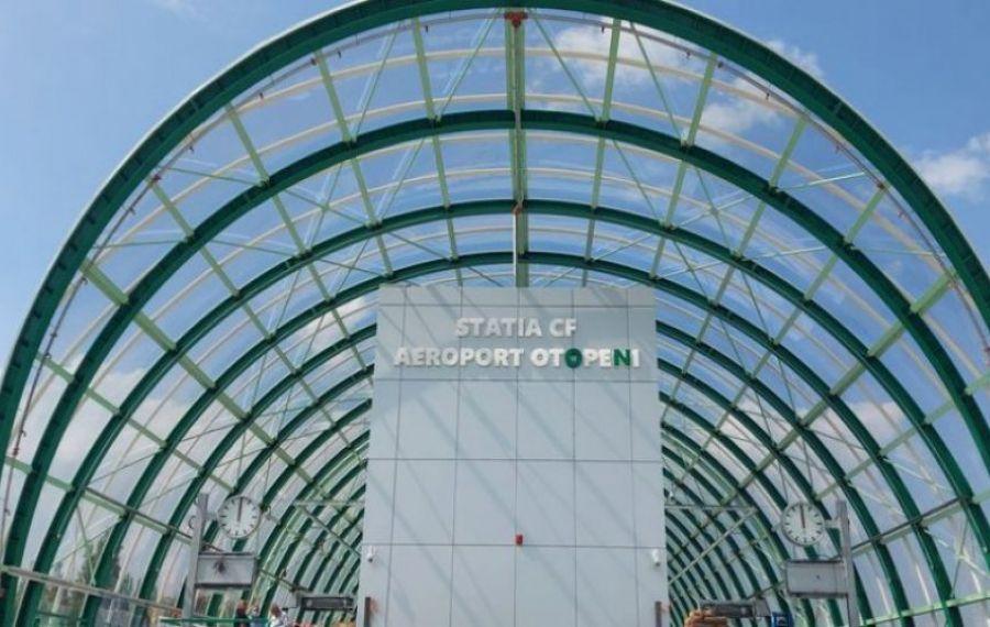 Când vom putea circula cu TRENUL de la Gara de Nord la Aeroportul Otopeni