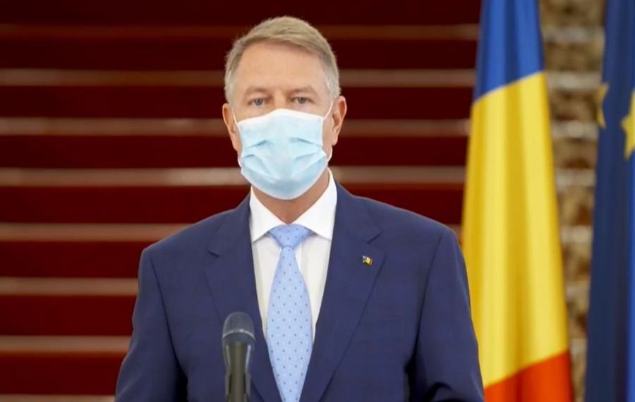 """Klaus Iohannis e MULȚUMIT de începerea anului școlar: """"Educația trebuie să continue"""""""