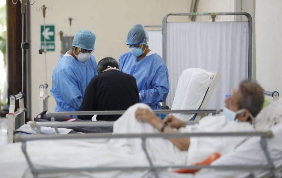 Un om A MURIT după ce a fost plimbat între spitale în așteptarea testului COVID