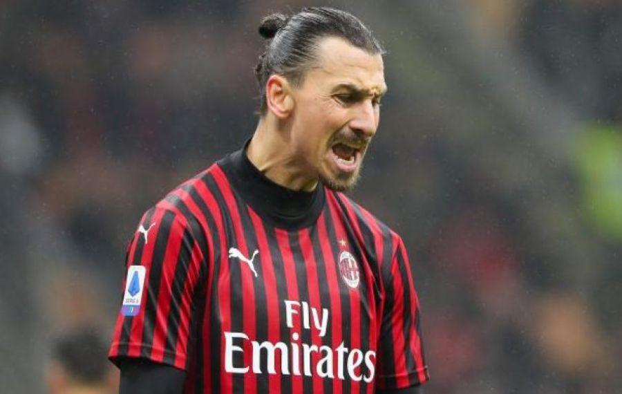 Anunț BOMBĂ din Italia. Ibrahimovic a fost depistat pozitiv cu noul CORONAVIRUS