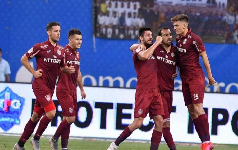 CFR Cluj, calificare fără emoții în turul III preliminar din Europa League