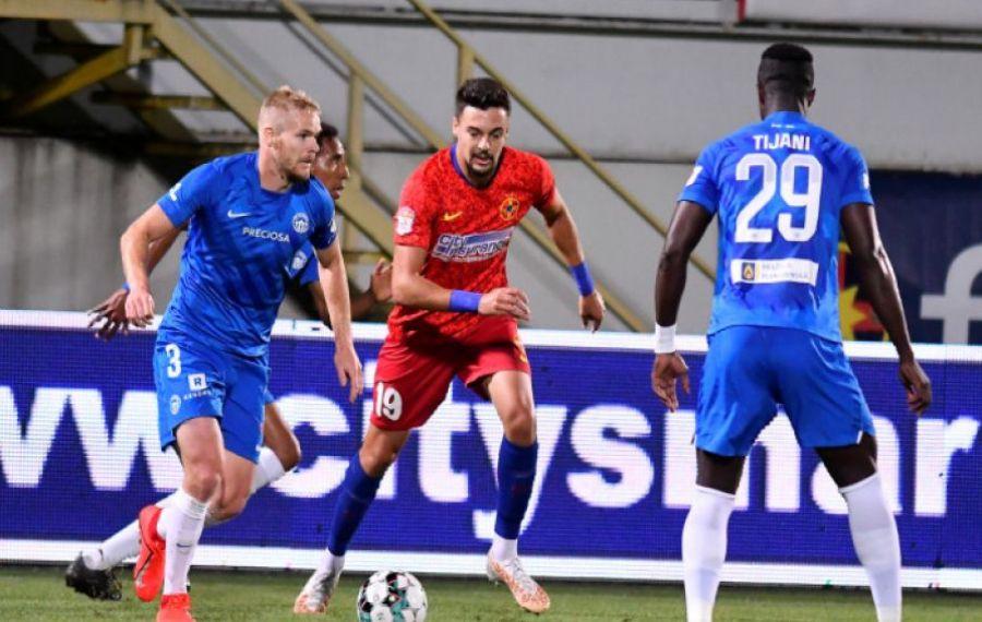 Măcinați de COVID, steliștii au fost eliminați din Europa League