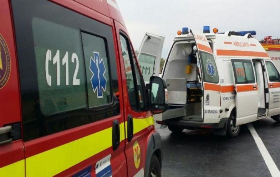 ACCIDENT grav pe Autostrada București-Pitești. Circulația este blocată