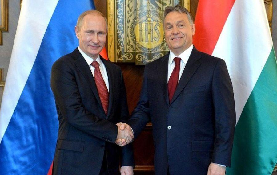 Viktor Orban sare în apărarea Rusiei față de sancțiunile UE
