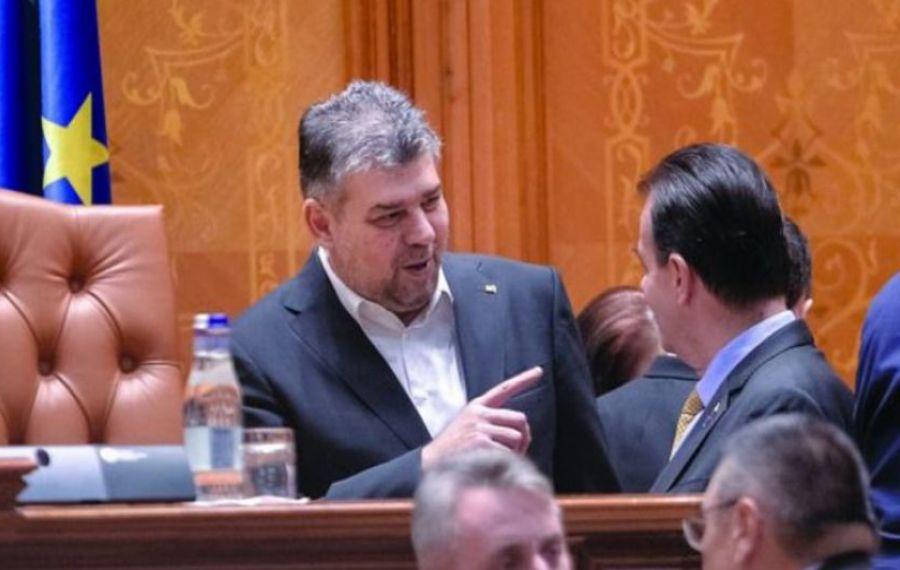 Ludovic Orban și Marcel Ciolacu consideră că au CÂȘTIGAT alegerile