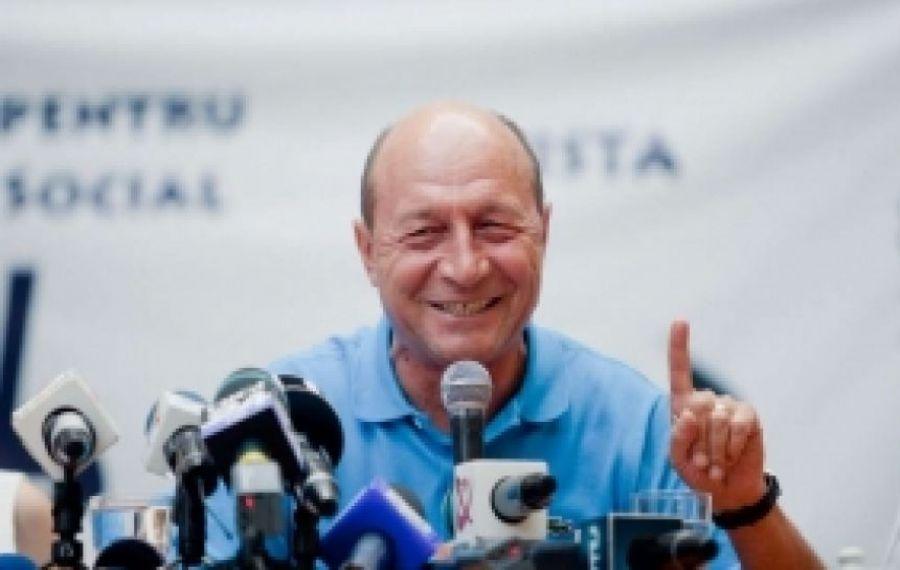 """Băsescu, SHOW după rezultatul alegerilor locale: """"Suntem cel mai mare partid"""""""