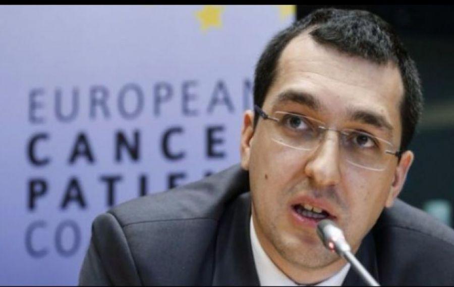 Vlad Voiculescu: Bairamul s-a terminat; corupții să PLECE acum!!!