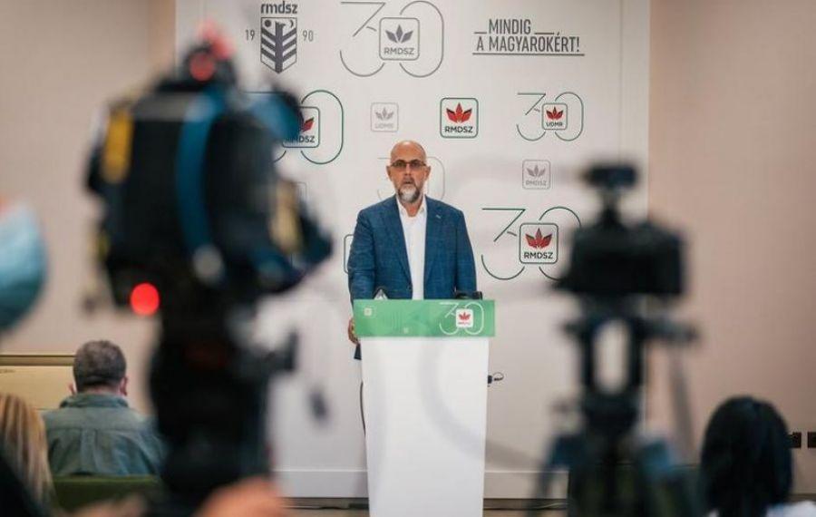 Kelemen Hunor e mulțumit de rezultatele alegerilor. Câți primari are UDMR