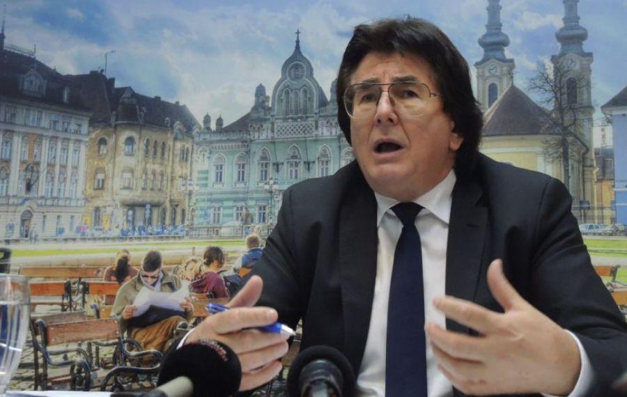 Nicolae Robu demisionează de la șefia PNL Timiș