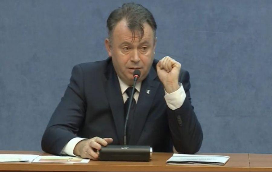 Ministrul Sănătății, anunț despre revenirea la starea de URGENȚĂ
