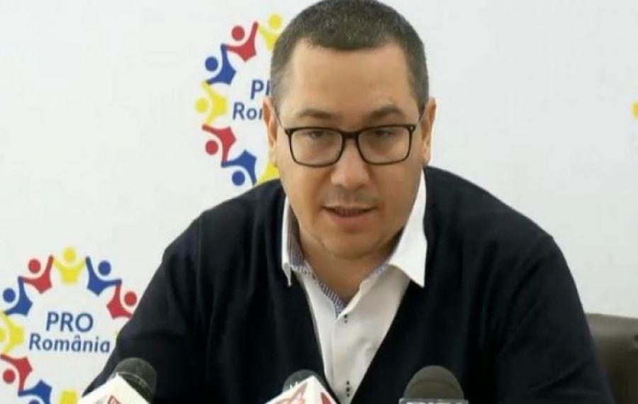 Victor Ponta a răbufnit împotriva PSD. De ce s-a enervat fostul premier