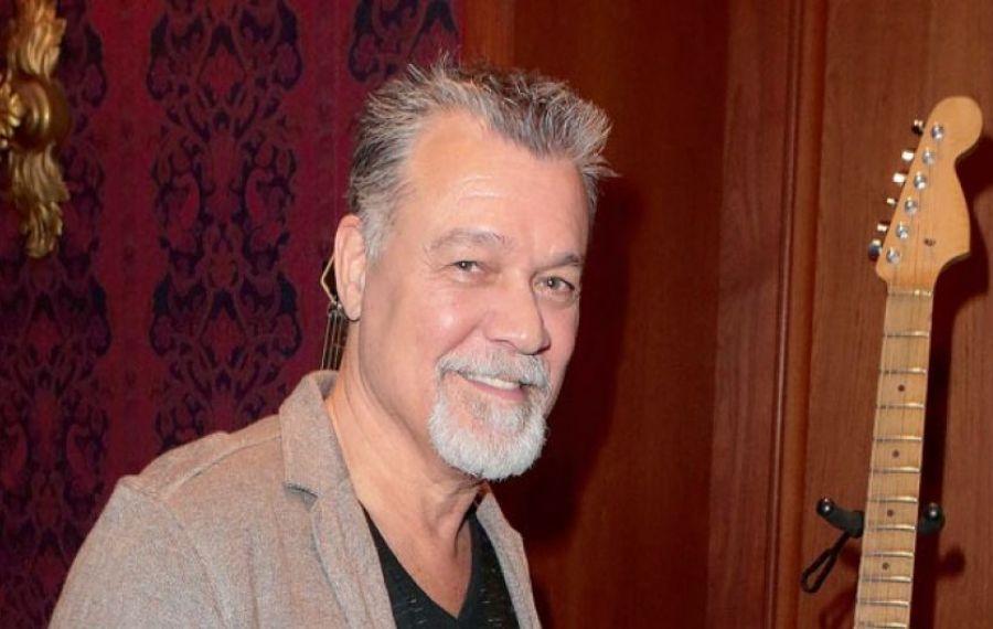 Legendarul chitarist Eddie van Halen s-a STINS din viață
