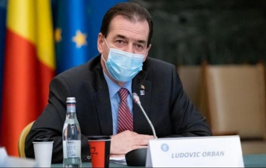 Ce spune Ludovic Orban despre OBLIGATIVITATEA MĂȘTII în spațiile publice