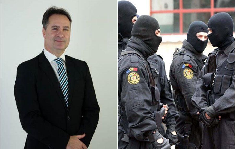 Laurențiu Baranga, fostul șef de la Combaterea Spălării Banilor, a fost REȚINUT
