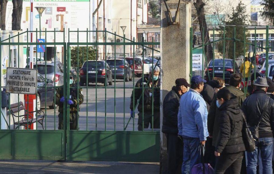 """Situație dramatică la Spitalul Colentina: """"Pacienții vor să se INFECTEZE numai ca să fie TRATAȚI!"""""""