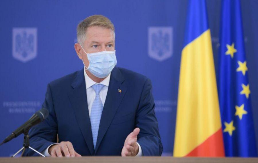 Președintele Iohannis, mesaj ALARMANT pentru români. Ce decizie a anunțat șeful statului