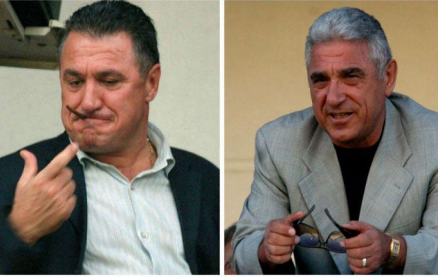Giovanni și Victor Becali, infectați cu COVID-19. Cu ce s-au tratat