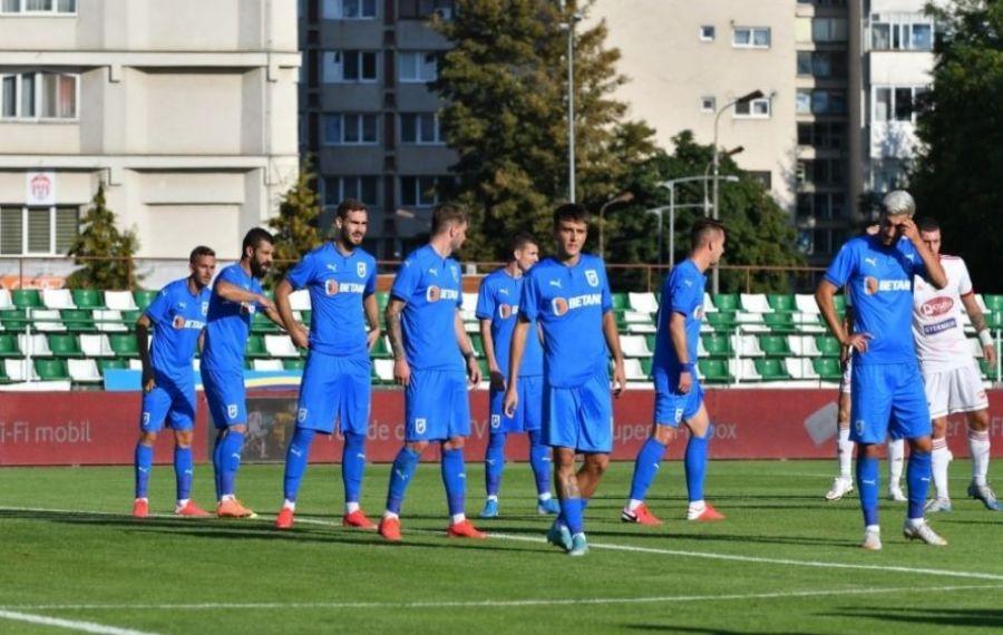 Cine sunt cei doi jucători ai Craiovei INFECTAȚI cu Covid-19 care nu vor evolua cu Dinamo