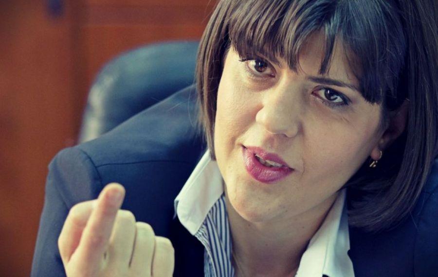 Semnal de alarmă privind INFRACȚIONALITATEA din partea Laurei Kovesi