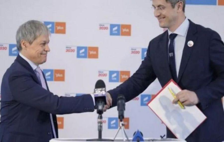 Alianța USR PLUS și-a anunțat Programul de guvernare – fără politică în școală și Internet pentru toți, printre propuneri