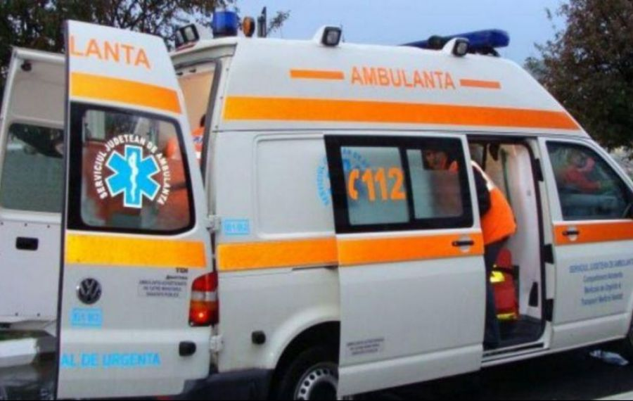 Tragedie în Teleorman: Gest extrem făcut de un ambulanțier infectat cu COVID-19