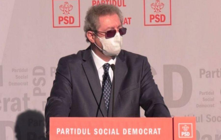 E oficial: Adrian Streinu-Cercel e candidatul PSD pentru un loc în Senat