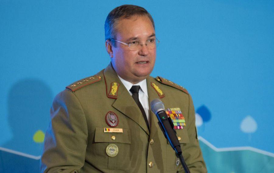 Ministrul Apărării, Nicolae Ciucă s-a înscris în PNL și va candida la alegerile din iarnă