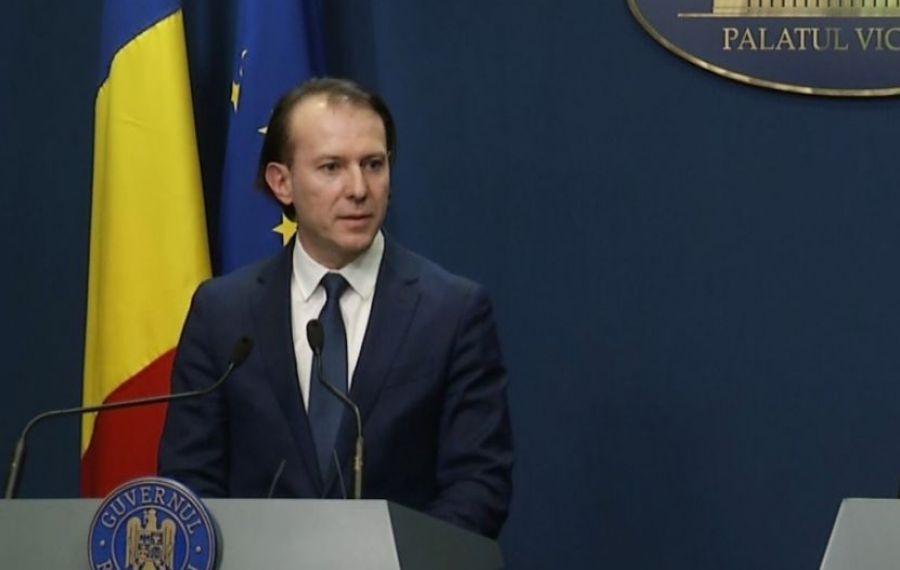 """Florin Cîțu dă VINA pe PSD pentru situația economică: """"E CRIMĂ cu premeditare!"""""""