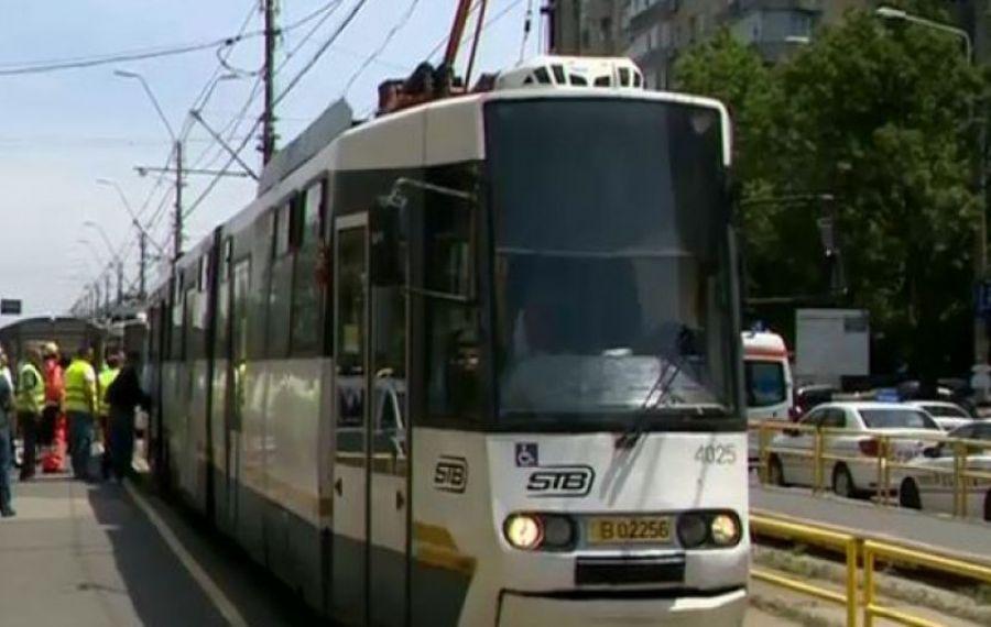 STB: Linia de tramvai 41, suspendată timp de 5 zile. Se introduce linia navetă de autobuze 641