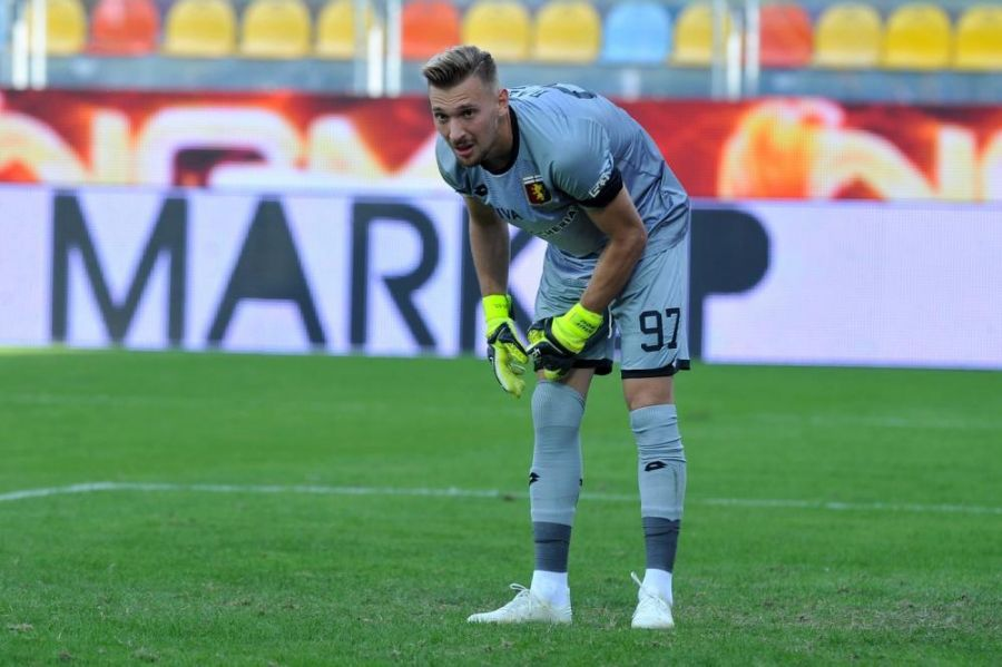 GHINION. Inter Milano l-a scos pe portarul Ionuț Radu de pe lista UEFA