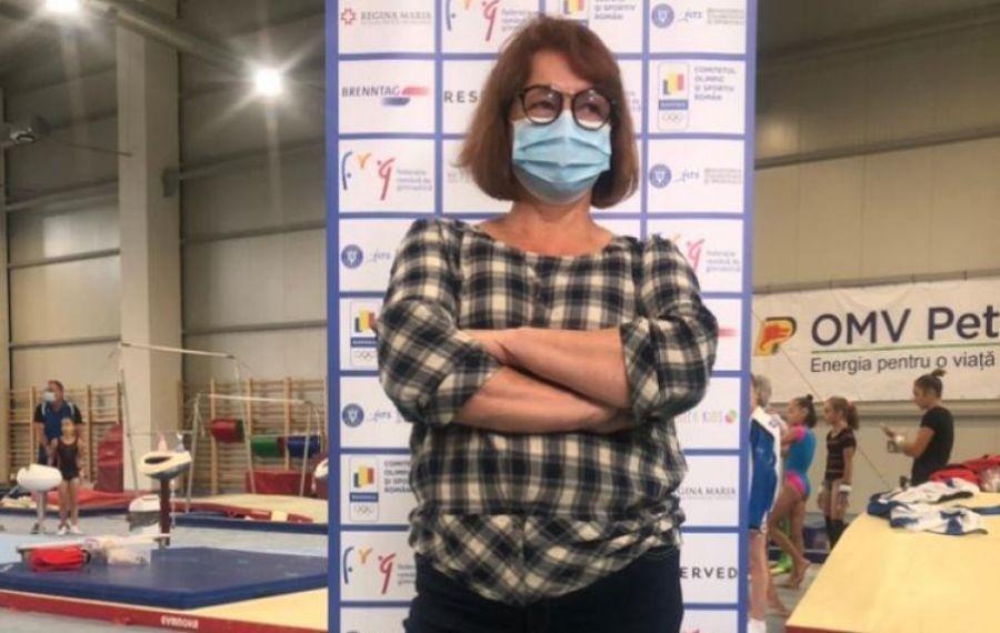 Cine e FEMEIA de fier care vrea să resusciteze GIMNASTICA românescă
