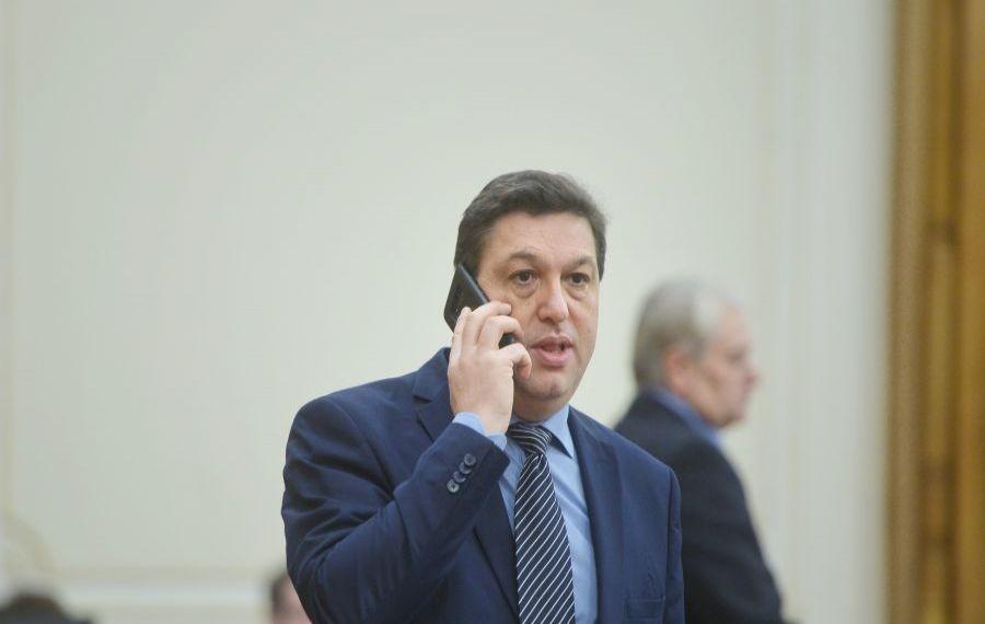 Șerban Nicolae demisionează din PSD și se compară cu Hagi: Este ca și cum, la Mondialul din '94, România îl scotea pe Hagi din echipă