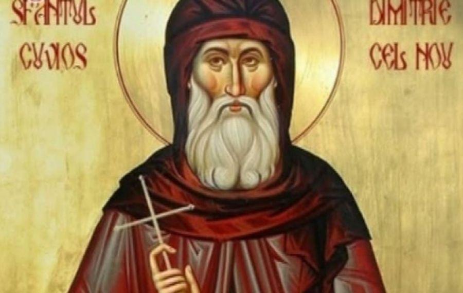 Doar bucureștenii pot participa la PELERINAJUL de Sfântul Dimitrie cel Nou
