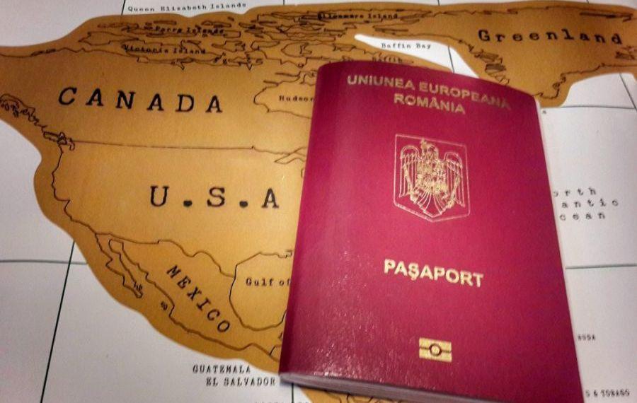 Românii ar putea călători în SUA fără viză. ANUNȚUL Parlamentului European