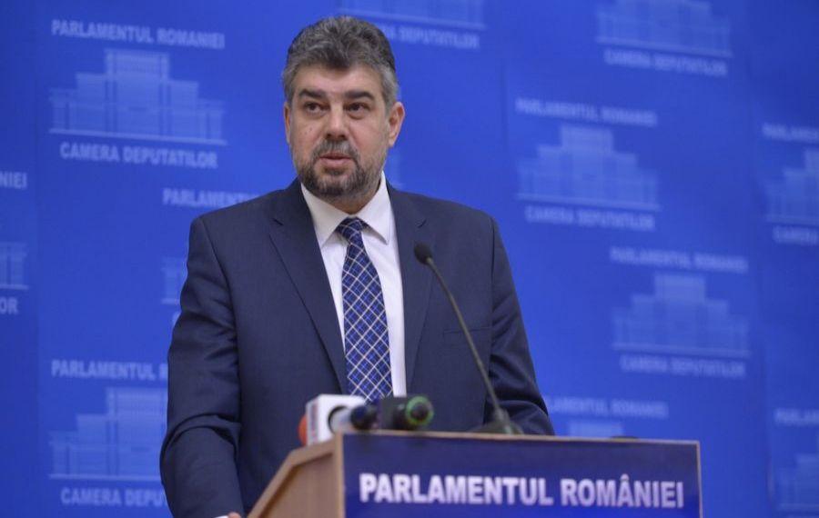 Marcel Ciolacu promite: Următorul premier al României va fi de la PSD. PNL nu publică bugetul pentru că ascunde austeritatea