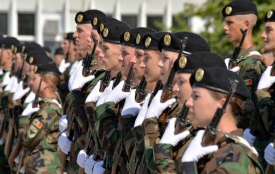 Ziua Armatei, sărbătorită restrâns și fără public din cauza pandemiei de CORONAVIRUS
