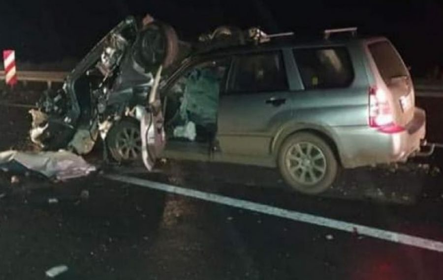 ACCIDENT grav în județul Vaslui. Sunt doi morți și patru răniți