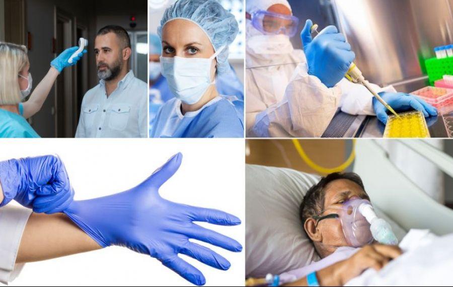 COVID. 3.847 de infectări și 33 de decese au fost înregistrate în rândul cadrelor medicale