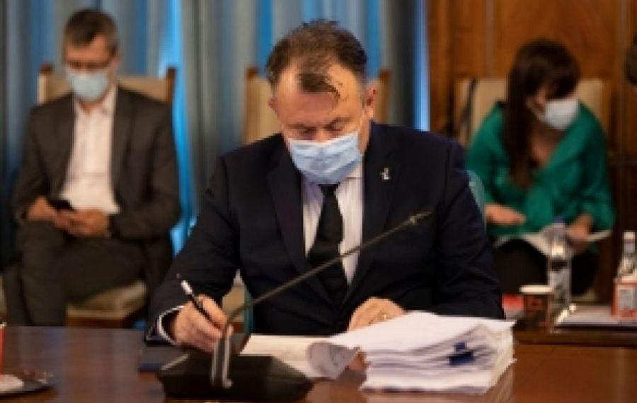 Ministrul Sănătăţii, ANUNȚ despre data la care ajunge în România VACCINUL anti-COVID-19