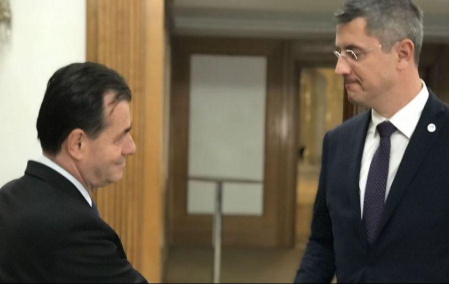 """Dan Barna, noi CRITICI împotriva premierului Orban: """"A fost un lucru pur și simplu GREȘIT"""""""