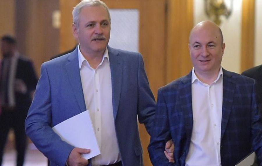 MESAJUL lui Codrin Ștefănescu pentru Liviu Dragnea, de ziua lui