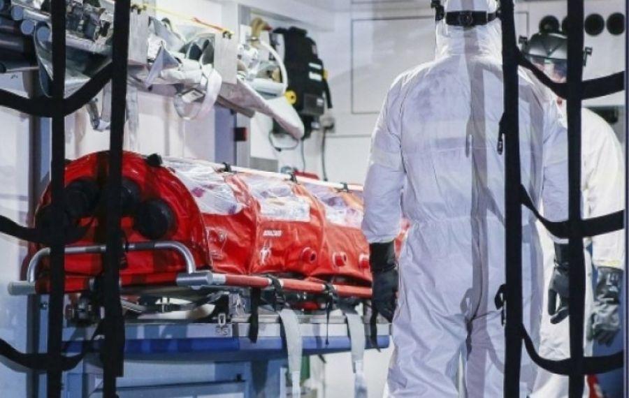 COVID-19. Cazuri noi în ultimele 24 de ore - 5.753, pacienți internați la ATI - 973, decedați – 101