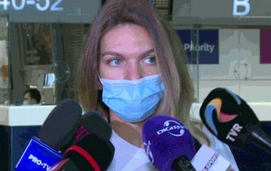 Simona HALEP, infectată cu noul coronavirus! Cum se simte jucătoarea