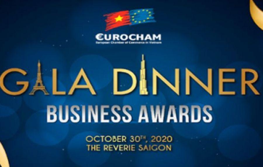 Saigon, Vietnam: Ediția 2020 a evenimentului Gala Dinner & Business Awards, găzduită de EuroCham